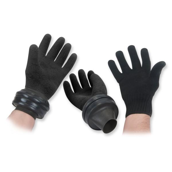 Trockentauch-Handschuh Scubapro Easydon mit Latexmanschette