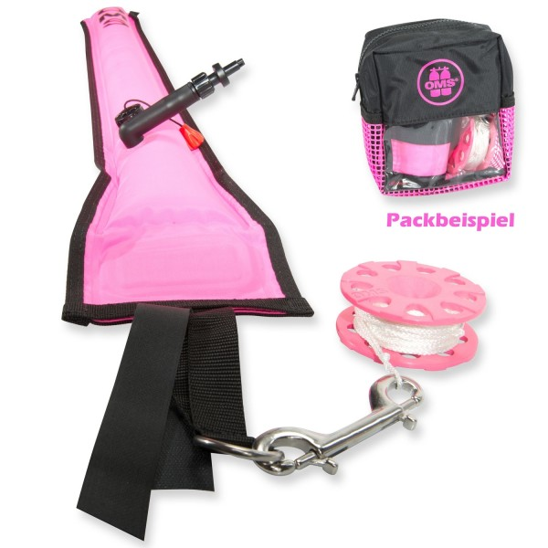OMS Safety Set I in pink - Boje und Mini-Reel