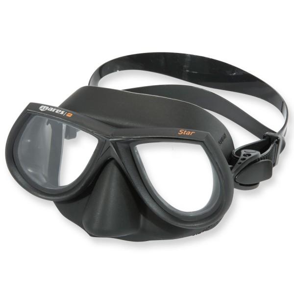 Mares Apnoe Maske Star