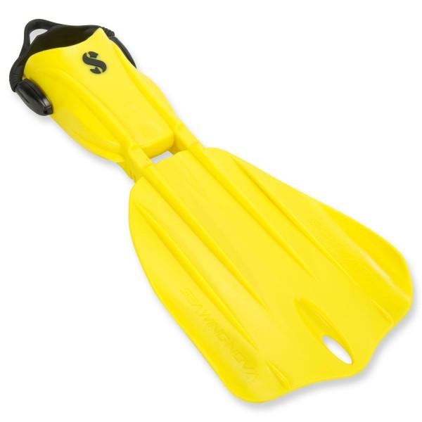 Tauchflosse Scubapro Seawing Nova - super Vortrieb und leicht, gelb