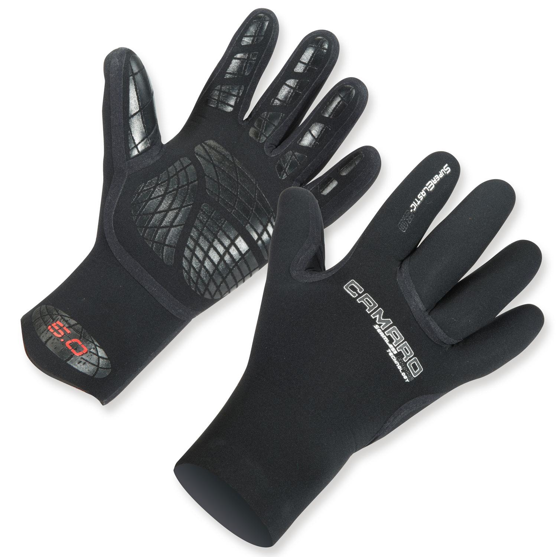 Black M Mares Erwachsene Handschuhe Flexa Classic 3 mm Tauchhandschuhe