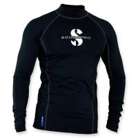 Scubapro T-Flex Lycra Shirt Herren - schwarz Langzarm UPF 80