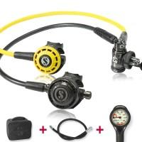 Scubapro MK 19 DIN EVO G260 Black Tec Komfort Set - geprüft und montiert