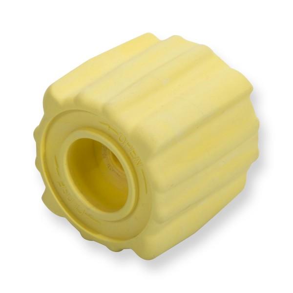 Subgear Handrad für Flaschenventile (gelb)