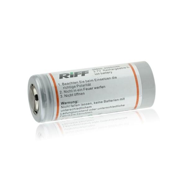 Riff Akku für Tauchlampe TL-4000