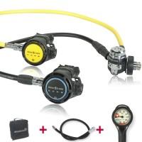 Aqualung Core Supreme ACD Komfort Sparset - geprüft und montiert