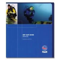 Padi Dry Suit Diver Manual (D)