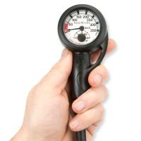 Aqualung Finimeter mit Thermometer
